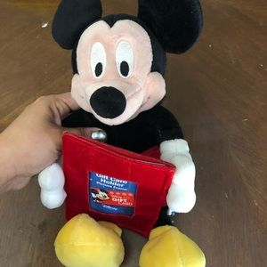 Mickey Mouse Gift Card Holder Disney